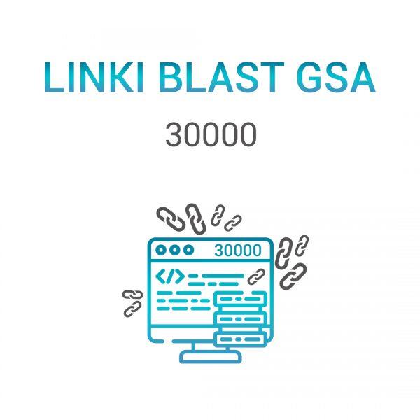 Linki Blast GSA - 30000