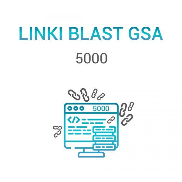 Linki Blast GSA - 5000