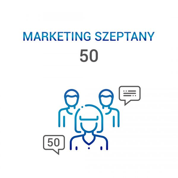 MARKETING SZEPTANY 50