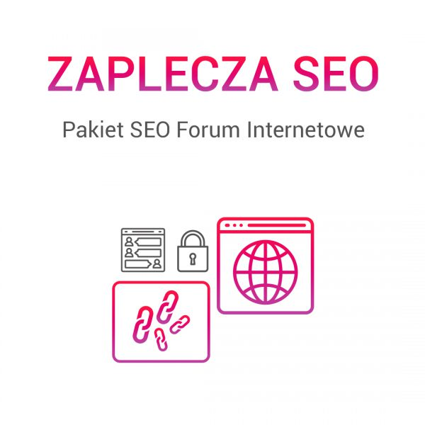 Pakiet SEO Forum Internetowe