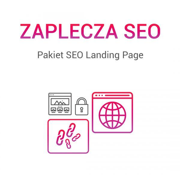 Pakiet SEO Landing Page