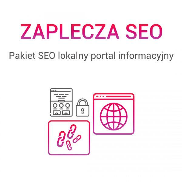 Pakiet SEO lokalny portal informacyjny