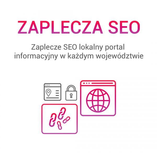 Pakiet SEO lokalny portal informacyjny w każdym województwie