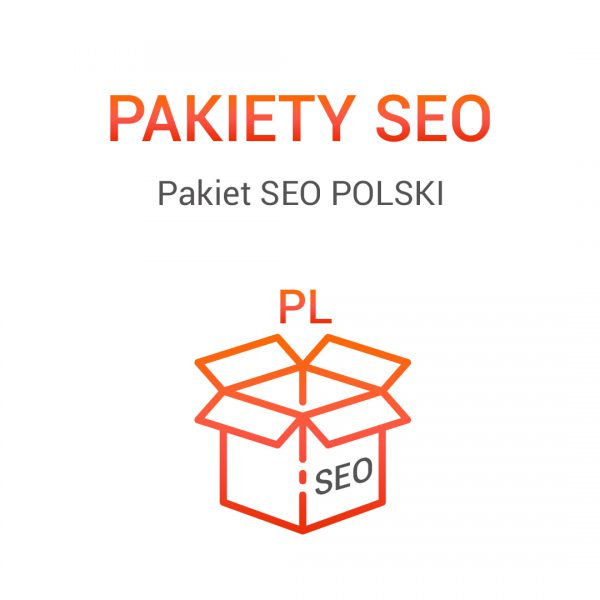 Pakiet SEO polski