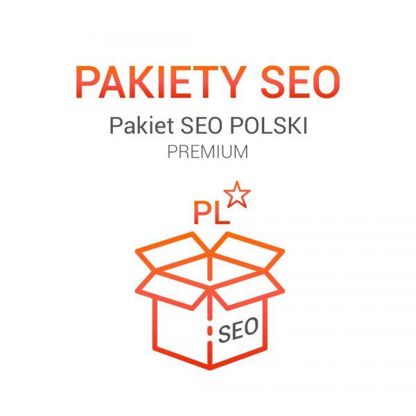 Pakiet SEO polski premium