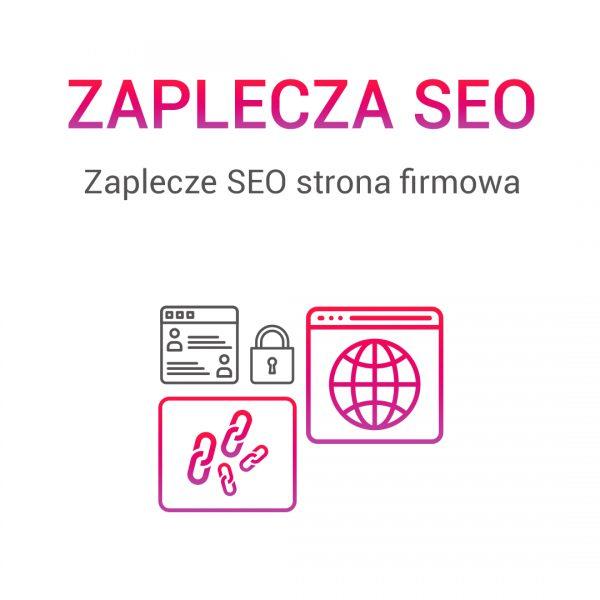 Pakiet SEO strona firmowa