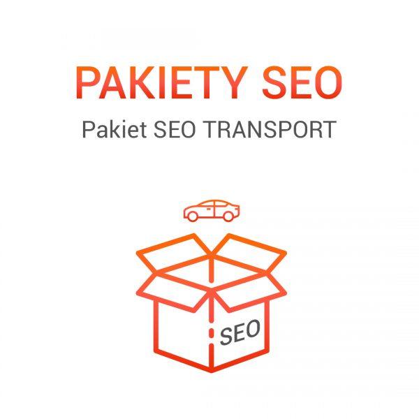 Pakiet SEO transport