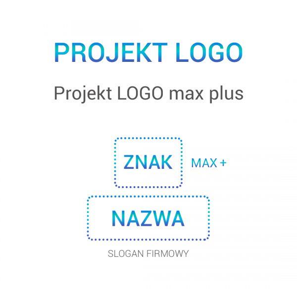 Projekt logo max plus
