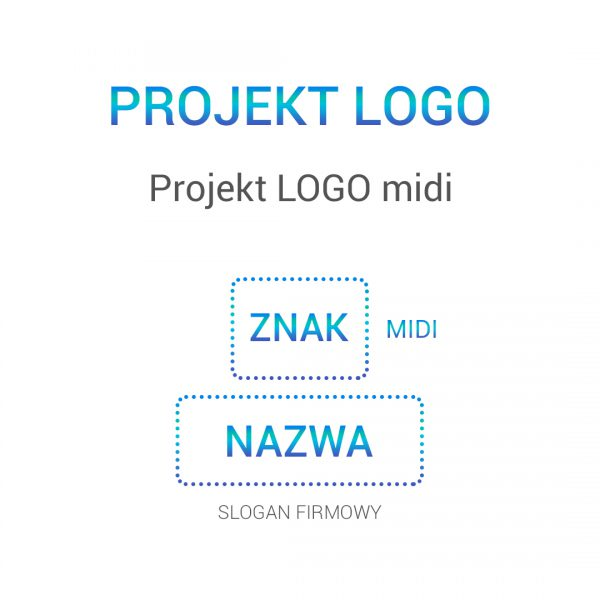 Projekt logo midi