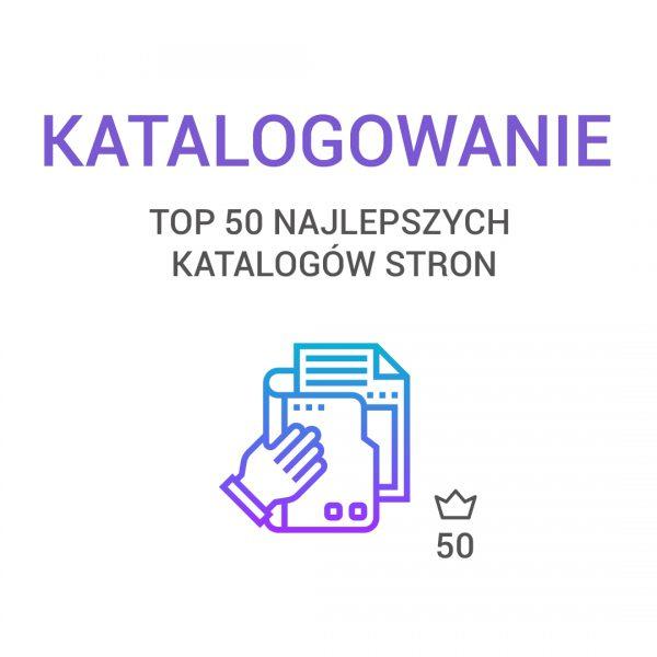 katalogowanie - TOP 50