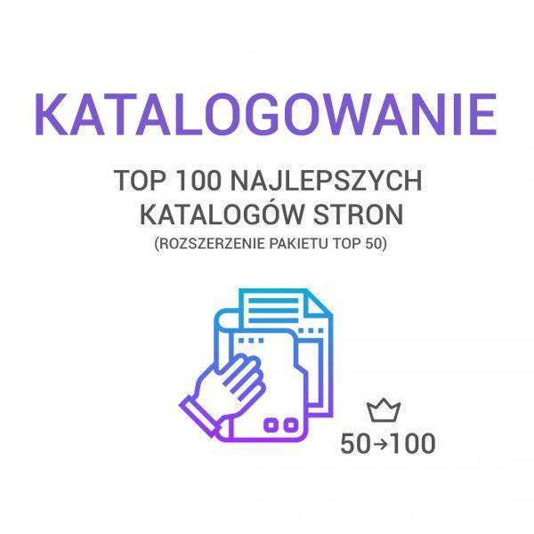 katalogowanie - TOP 50 na 100