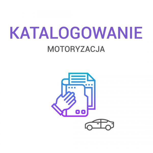 katalogowanie motoryzacja