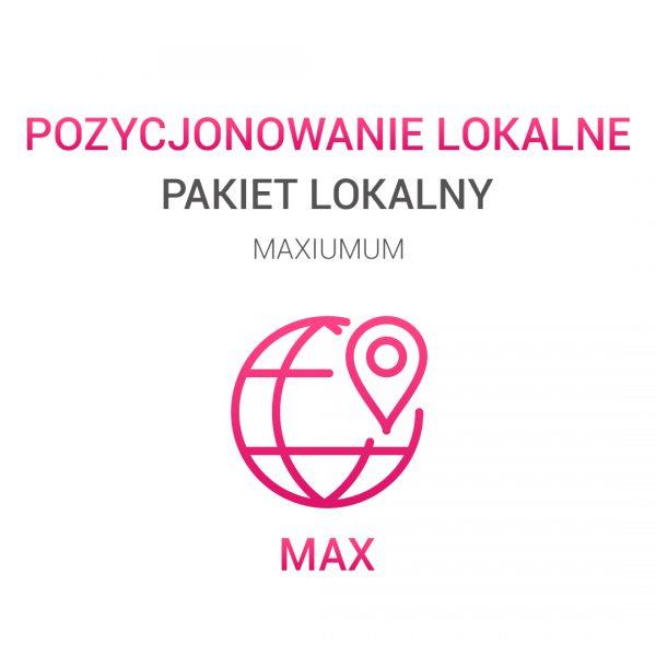 pakiet lokalny max