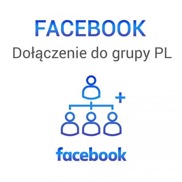 Facebook - dołaczenie do grupy PL