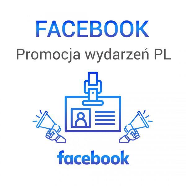 Facebook -promocja wydarzeń