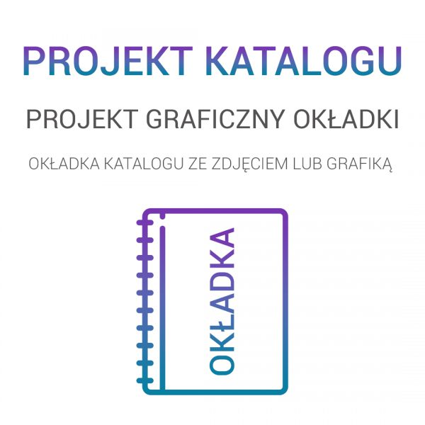 projekt okładki