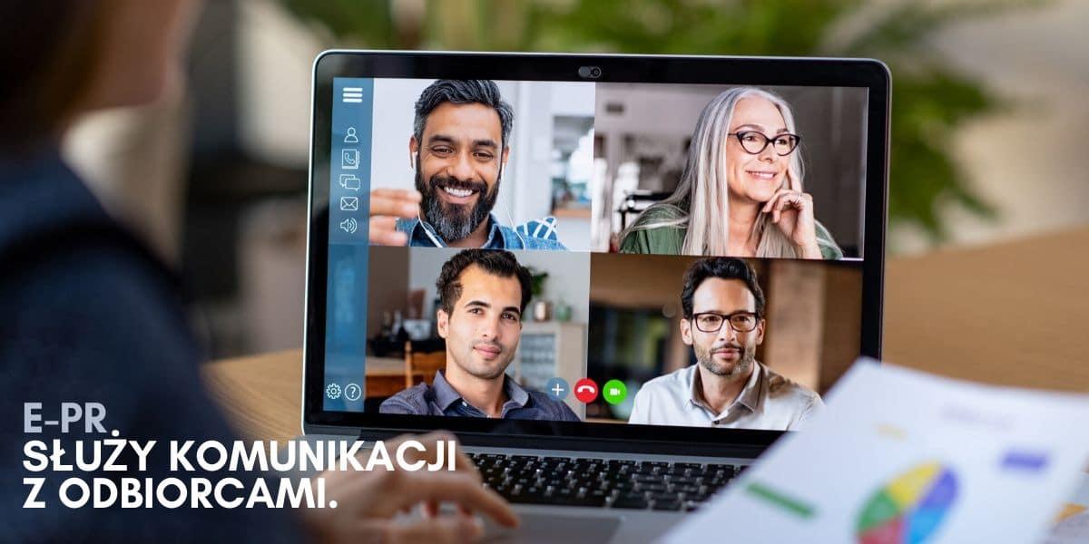 E-PR konferencja online