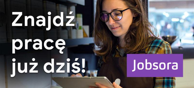 Jobsora - portal dla osób poszukujących pracy