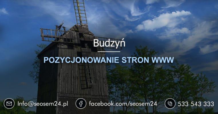 Pozycjonowanie stron www Budzyń - Pozycjonowanie Budzyń