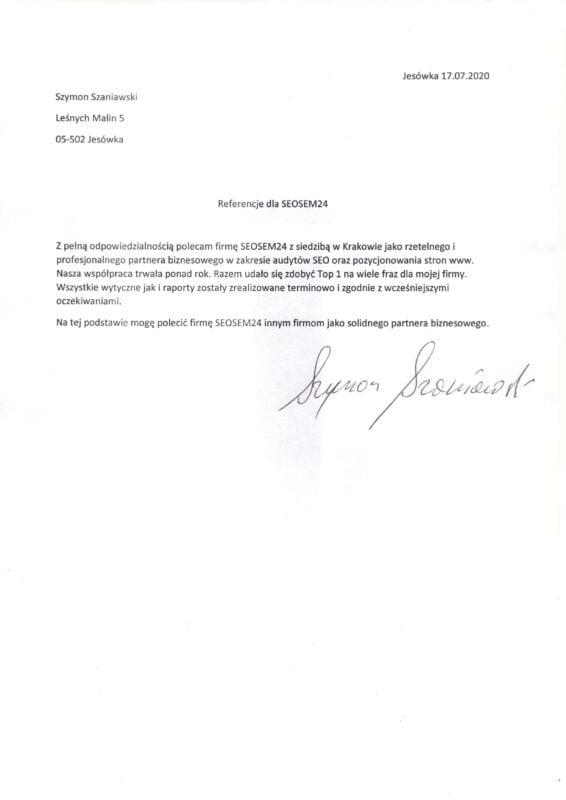 referencje seosem24.pl
