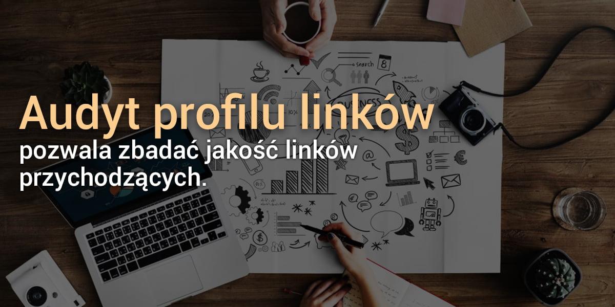 Audyt profilu linków