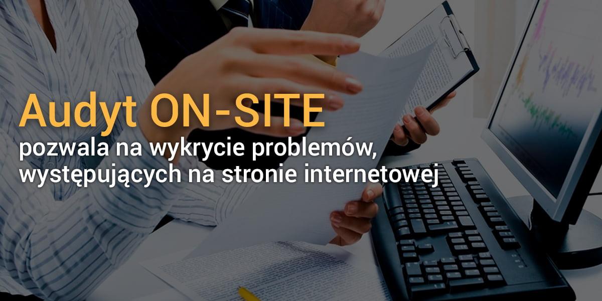 AudytOn-Sitestrony internetowej
