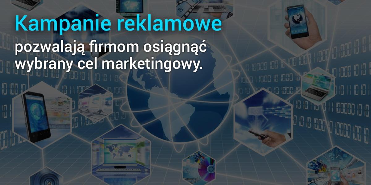 Kampanie reklamowe w internecie