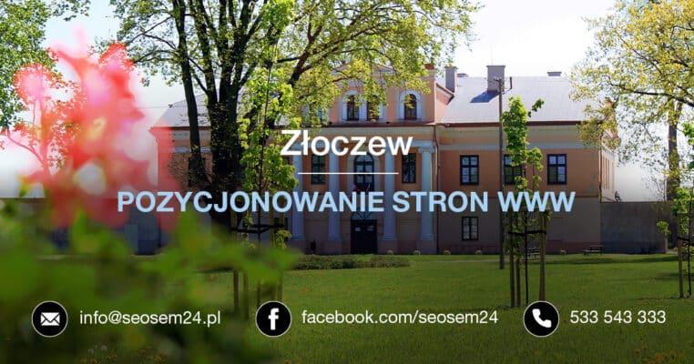 Pozycjonowanie stron www Złoczew
