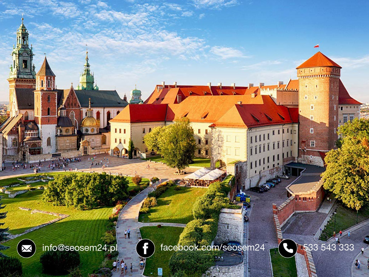 Pozycjonowanie stron www Kraków