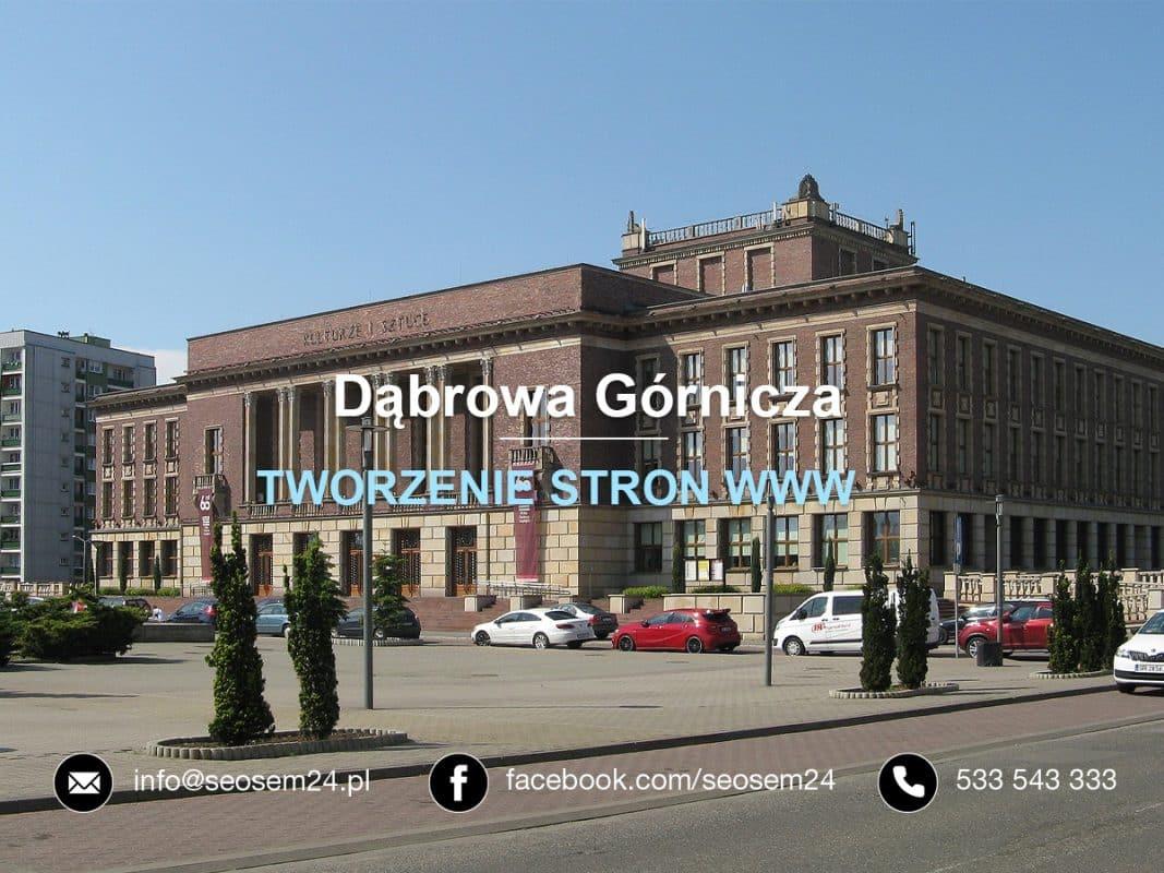 Pozycjonowanie stron www Dąbrowa Górnicza